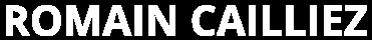 Romain Cailliez Logo